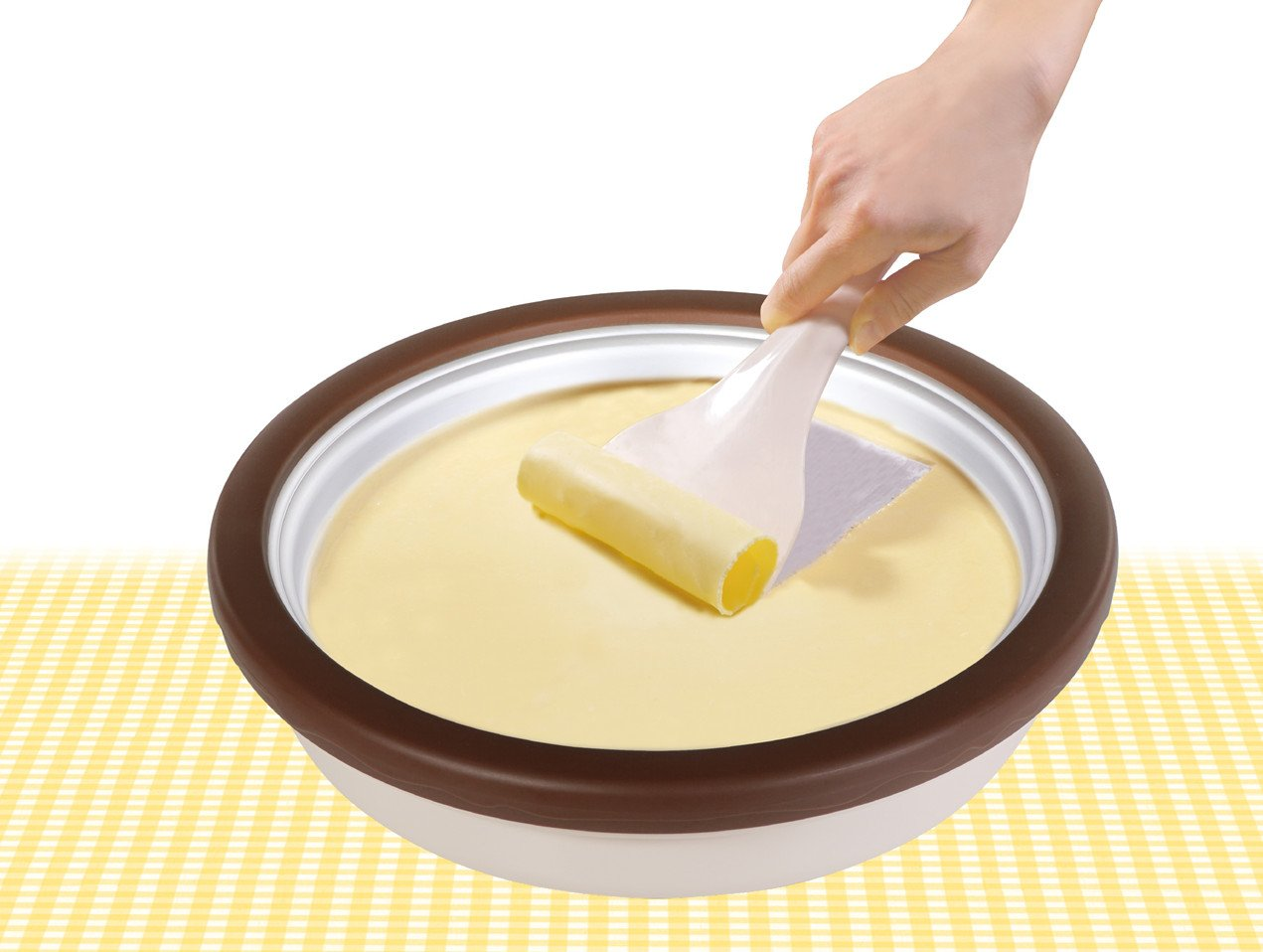 ロール アイス の 作り方
